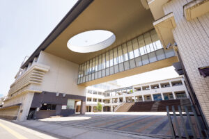 筑紫女学園フロント用写真