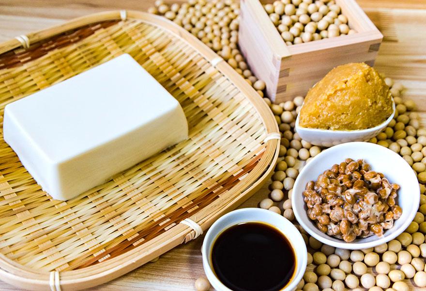 記憶力アップに役立つ大豆製品