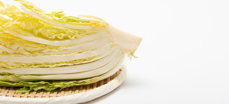 白菜の芯のイメージ