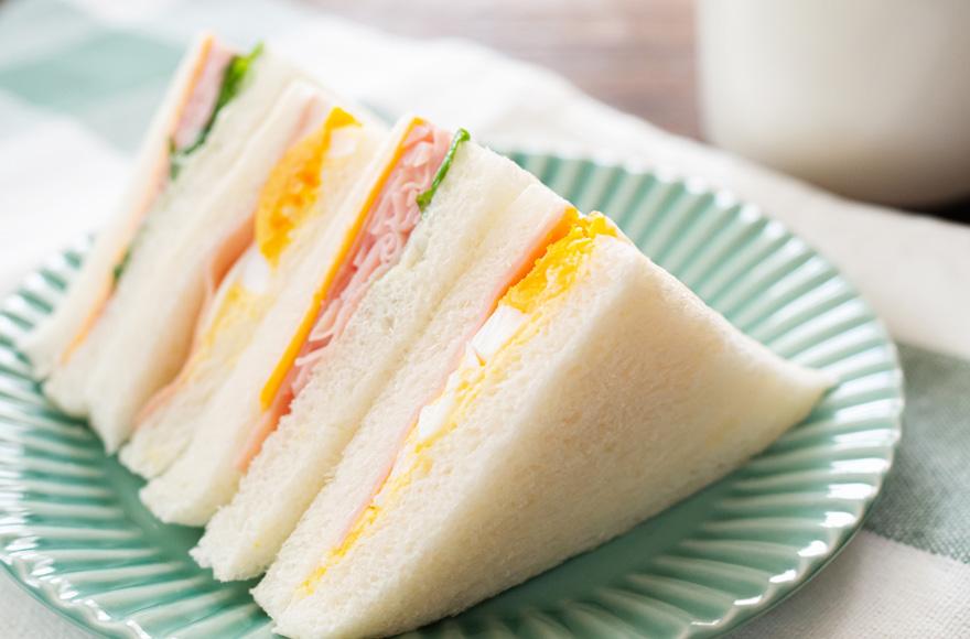 サンドウィッチのイメージ