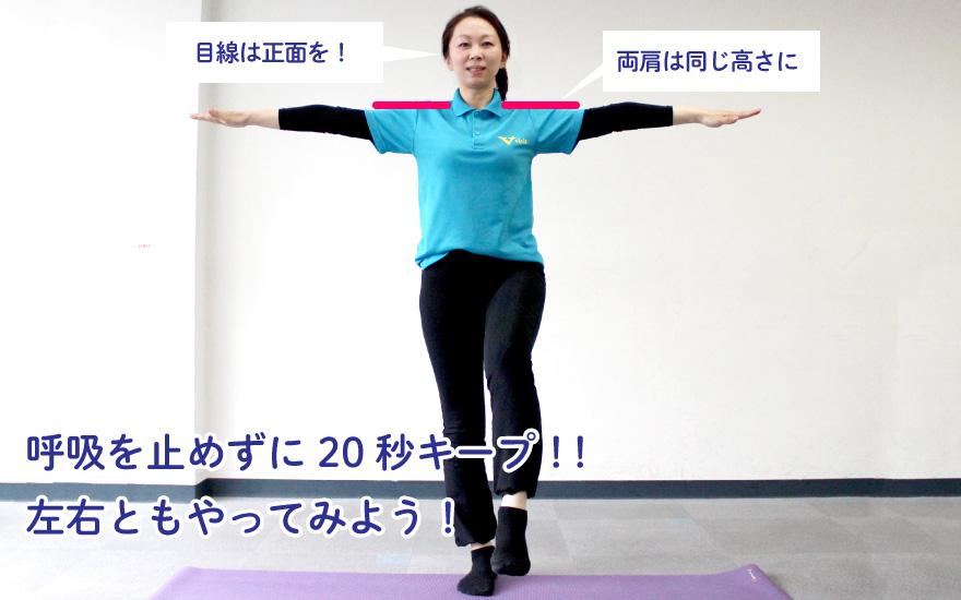 体幹チェックテスト