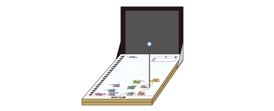 立体模型「さそり座」の作り方5